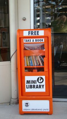 Mini Libraries outside of Queens & Brooklyn Public Library