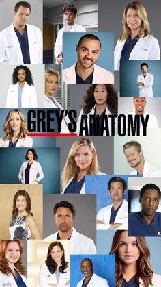 Greys Anatomy Derek, Greys Anatomy Couples, Grays Anatomy Tv, Hello Barbie, Greys Anatomy Episodes, Underground Shelter, Grey's Anatomy Tv Show, Jessica Capshaw, Full Cast