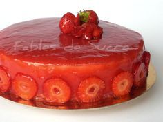 Torta Fragolosa