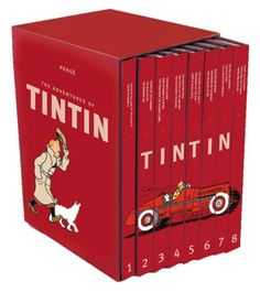 The Tintin Collection : The Adventures of Tintin - Compact Editions - Herge