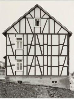 Bernd and Hilla Becher, German, partnership, 1959-2007, Framework House, 1959-1971 printed 2000