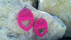 Jázmin Crochet Earrings, Jewelry, Jewlery, Jewels, Jewerly, Jewelery, Accessories