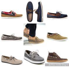 Мужская и женская одежда и обувь в гардеробе