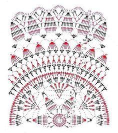 Поиск новостей по запросу #салфетки_крючком Crochet Doily Diagram, Crochet Mandala Pattern, Crochet Circles, Crochet Chart, Crochet Squares, Thread Crochet, Filet Crochet, Crochet Doilies, Knit Crochet