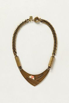 Anthropologie Fredrick Prince Sidra Necklace on shopstyle.com