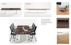 Davis Furniture   Tix - Conference Boardroom