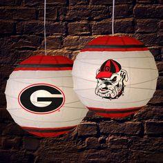 Georgia Bulldog Bedrooms College Bedding Room Decor Accessories Uga Bulldogs