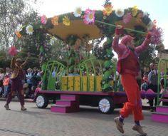 Rêves Connectés en images – Swing into Spring – La balade printanière (2014) à Disneyland Paris #SwingintoSpring #BaladePrintaniere #DisneylandParis #Disneyland @Disneyland Paris