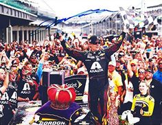 cool AUTOGRAPHED 2014 Jeff Gordon #24 Axalta Racing Team BRICKYARD WIN (Indianapolis) 9X11 Signed Picture NASCAR Glossy Photo with COA