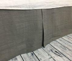164 Best Linen Bed Skirt Images In 2019 Bed Linen Linens Linen