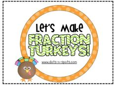 Do you want to teach your students how to identify basic fractions AND incorporate a fun Fall activity