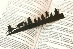 The Lord of the Rings: The Fellowship of the Ring - Hand-cut Silhouette Bookmark, Lord of the Rings Bookmark, Tolkien Art on Etsy, Stick N Poke, Fellowship Of The Ring, Lord Of The Rings, Diy Tattoo, Tattoo Arm, Samoan Tattoo, Polynesian Tattoos, Hand Tattoos, Sleeve Tattoos