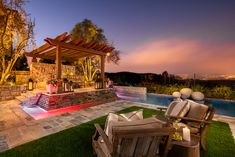 Toll Brothers - Iron Oak's home designs offers many indoor/outdoor living spaces for true California living!