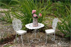 My Beacon Hill: Чайный столик со стульями