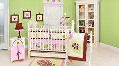 Baby Girl Room Design Ideas - http://www.thegirlsstuff.com/baby-girl-room-design-ideas/