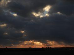 Sundown Dec 18 2015 by Ken Groezinger