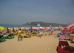 Baga Beach in Goa may be commercial and touristy, but it has everything from water sports to nightlife. Plan your trip there with this travel guide. Goa Travel, Beach Travel, Arabian Sea, Goa India, Honeymoon Destinations, Sandy Beaches, Plan Your Trip, Beach Trip, Travel Essentials