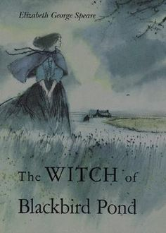 Book 13 of 2017: The Witch of Blackbird Pond - Elizabeth George Spearew see