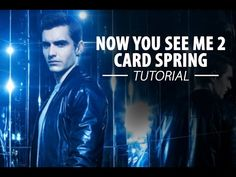 Now You See Me 2 is in theaters now, and they had a decent amount of cardistry during several scenes of the film. Learn the secret behind a flourish that has. Magic Tricks Videos, Cool Card Tricks, Spring Tutorial, In Theaters Now, Flourish, The Magicians, Magick, Nerd, Fun List