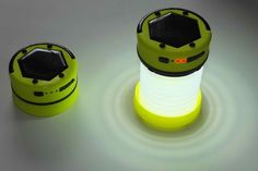 Expandable Solar Plug and Play Lantern/ Phone Charger
