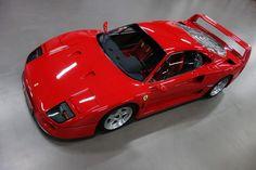 Ferrari F40 The Ultimate Super Car of its day!