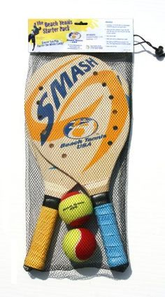 Btusa Smash Paddle, Pack of 2 by BTUSA. $39.99. The Beach Tennis Starter 2 Pack is perfect for beginners, families. Anyone who wants to play the game of Beach Tennis