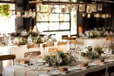 ღღ Love this Mason Jar chandelier!!!  ~~~ Atelier Joya | Durham Ranch, St. Helena