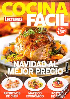 Revista Cocina Facil | Love Cocina Septiembre 2016