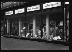 Isaac Walton 's shop - Grainger Street 1947