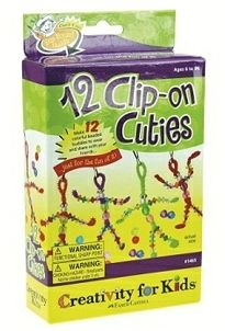 12 Clip-on Cuties