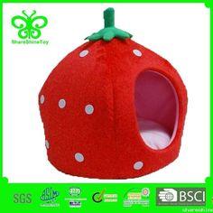 wholesale  strawberry bed dog