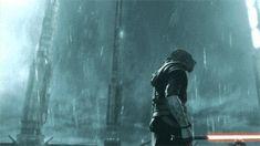 Galen Marek (Starkiller) from Star Wars Force Unleashed video game.