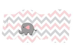Baby Shower Elegante, Polymer Clay Elephant, Imprimibles Baby Shower, Cute Elephant, Baby Bedroom, Shower Gifts, Free Printables, New Baby Products, Birthdays