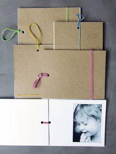 Notizbuch, ganz persönlich und doch ganz schnell gemacht