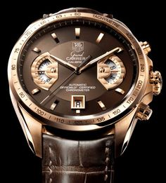 Datei:TAG Heuer Grand Carrera Calibre 17 RS Rose Gold Limited Edition.jpg