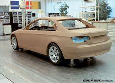 OG | 2006 BMW 3-Series Coupé - E92 | Full-size clay model