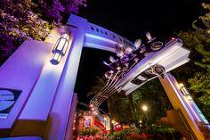 Hollywood Studios - Rock 'n' Roller Coaster