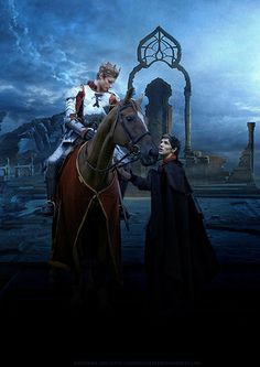 Arthur Pendragon is known by all as the Prince of Camelot, but no one knows of Merlin. A Prince who lost everything when he was just a boy. When the time to fi. Merlin Series, Merlin Cast, Tv Series, Merlin And Arthur, King Arthur, Saga, Merlin Fandom, Merlin Colin Morgan, Medieval Fantasy