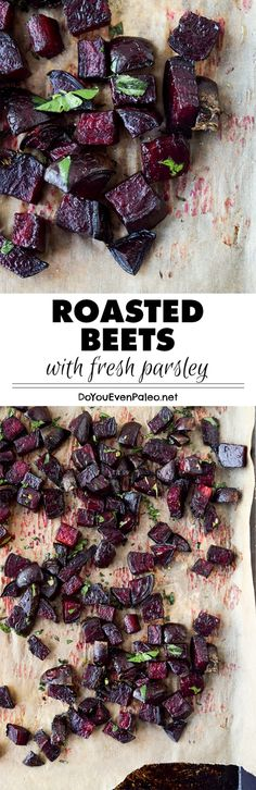 Roasted Beets with P