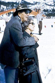 Walt and Lillian Disney <3