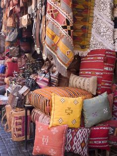 Goods in the Souks in the Medina, Marrakech, Morocco, North Africa, Africa Photographic Print Medina Marrakech, Marrakech Travel, Moroccan Decor, Moroccan Style, Moroccan Bedroom, Moroccan Lanterns, Moroccan Interiors, Buy Sofa, North Africa
