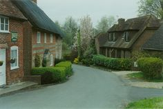 Nether Wallop which is filmed in the Joan Hickson Marples as St Mary Mead