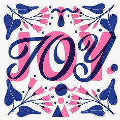 The Joy of Lettering Font Design, Lettering Design, Hand Lettering, Brush Lettering, Typography Inspiration, Graphic Design Inspiration, Layout, Types Of Lettering