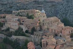 Albarracín. Vista de la Ciudad. Foto: Sebastián Álvaro