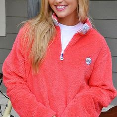 Didn't get our fleece this year from Santa? No worries! We've still got XLs in this comfy number online at FraternityCollection.com  #FraternityCollection #Fleece
