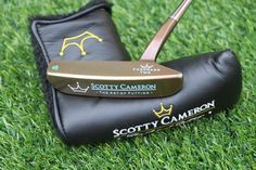 Scotty Cameron just refurbished by The Custom Shop Coronado Two