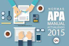 Normas APA: Manual actualizado 2015