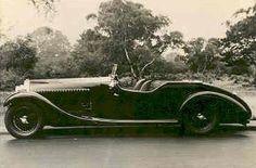 1934 - 1936 Bugatti T57 Torpedo