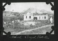 the school in Corozal: