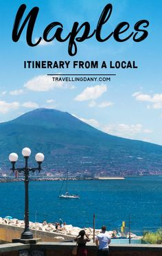 A self guided walking itinerary to spend one day in Naples, with insiders tips from a local and information on where to eat the best sfogliatella